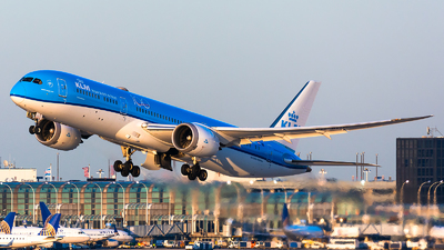 A picture of PHBHC - Boeing 7879 Dreamliner - KLM - © Kevin Cargo