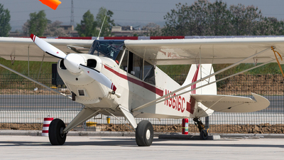N9616C - Christen A-1 Husky - Private
