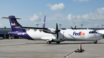 N803FX - ATR 72-212(F) - FedEx (Empire Airlines)
