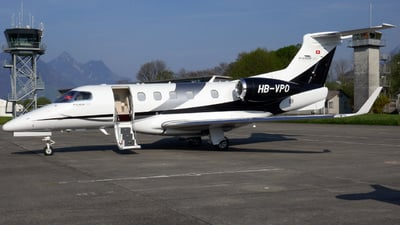 HB-VPO - Embraer 505 Phenom 300 - Private