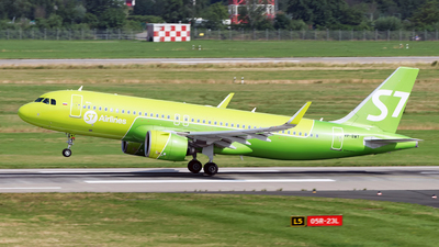 VP-BWT - Airbus A320-271N - S7 Airlines