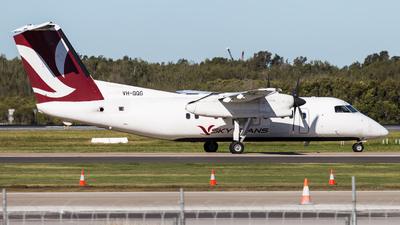 VH-QQG - Bombardier Dash 8-102 - Skytrans