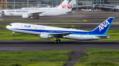 JA609A - Boeing 767-381(ER) - All Nippon Airways (Air Japan)