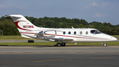 N213RA - Raytheon Hawker 400XP - Private