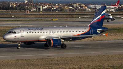 VP-BWF - Airbus A320-214 - Aeroflot