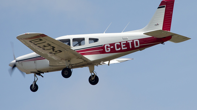 G-CETD - Piper PA-28-161 Warrior III - Cabair