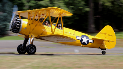 N53783 - Boeing A75N1 Stearman - Private