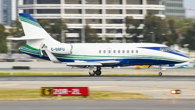 C-GSFU - Dassault Falcon 2000EX - Private