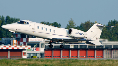 LZ-BVV - Bombardier Learjet 60 - Air VB