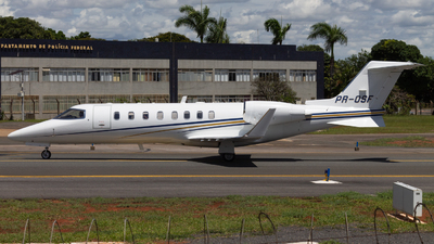 PR-OSF - Bombardier Learjet 45 - Private
