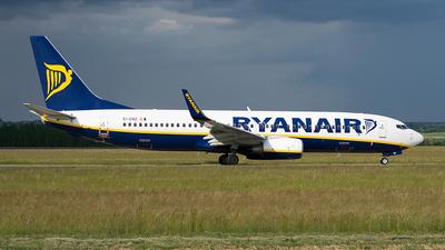 EI-ENZ - Boeing 737-8AS - Ryanair