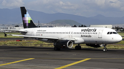 XA-VOV - Airbus A320-233 - Volaris