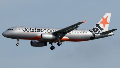 9V-JSL - Airbus A320-232 - Jetstar Asia Airways