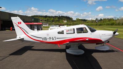 A picture of HBPAT - Piper PA28181 - [287690245] - © Fabian Zimmerli