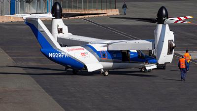 N609PH - Agusta-Bell BA-609 - Agusta-Westland