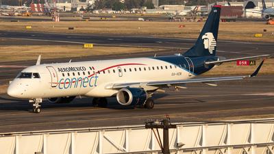 XA-AEN - Embraer 190-100IGW - Aeroméxico Connect