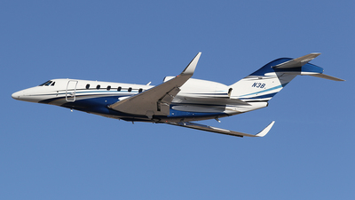 N3B - Cessna 750 Citation X - Private