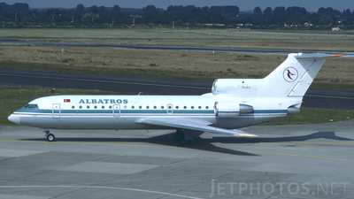 TC-ALY - Yakovlev Yak-42D - Albatros Airlines