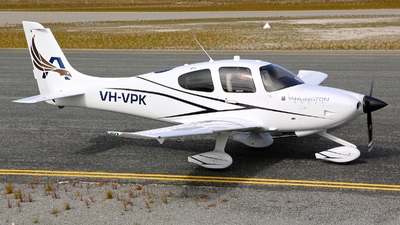 VH-VPK - Cirrus SR20 - Network Aviation