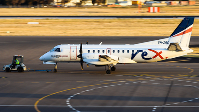 A picture of VHZRE - Saab 340B - Regional Express - © Chow Kin Hei