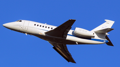 CS-DTR - Dassault Falcon 2000 - Private