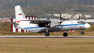 RF-26282 - Antonov An-26 - Russia - Federal Border Guards Aviation Command