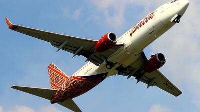 PK-LBT - Boeing 737-8GP - Batik Air