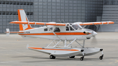 C-FCKW - De Havilland Canada DHC-2 Mk.III Turbo-Beaver - Private