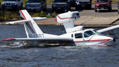 N8408T - Lake LA-250 Renegade - Private
