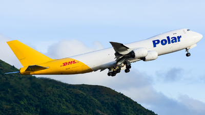 N851GT - Boeing 747-87UF - Polar Air Cargo