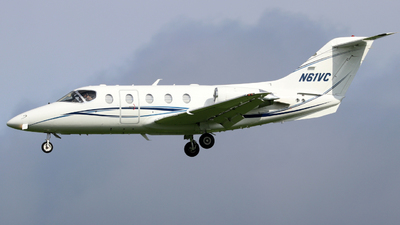 N61VC - Raytheon Hawker 400XP - Private