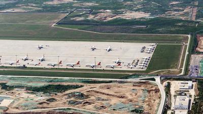 ZLXY - Airport - Ramp