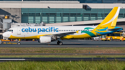 RP-C3261 - Airbus A320-214 - Cebu Pacific Air