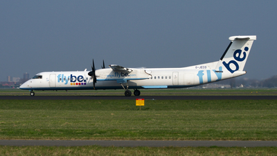 G-JECO - Bombardier Dash 8-Q402 - Flybe