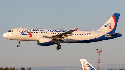 VQ-BGJ - Airbus A320-232 - Ural Airlines