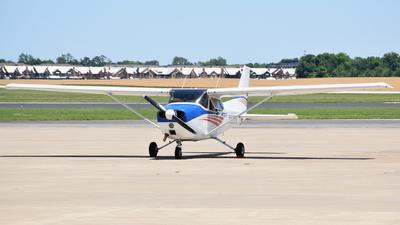 N806HA - Cessna 172M Skyhawk - Private