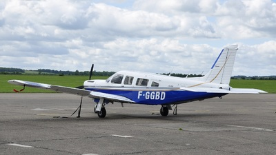 F-GGBD - Piper PA-32R-301T Turbo Saratoga SP - Private