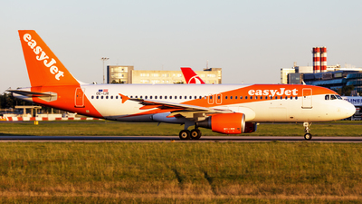 OE-IJR - Airbus A320-214 - easyJet Europe