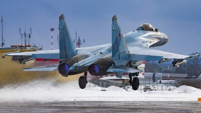 70 - Sukhoi Su-35S - Russia - Air Force