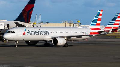 N412UW - Airbus A321-253NX - American Airlines