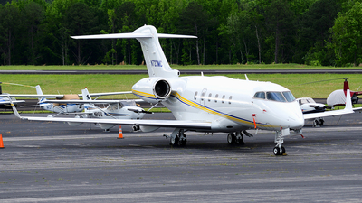 N723MC - Bombardier BD-100-1A10 Challenger 300 - Private