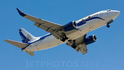 A picture of LYFLB - Boeing 737322 - [24667] - © Mustafa Sandikci