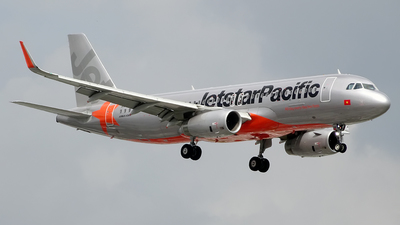 VN-A566 - Airbus A320-232 - Jetstar Pacific Airlines