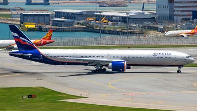 VQ-BFL - Boeing 777-300ER - Aeroflot