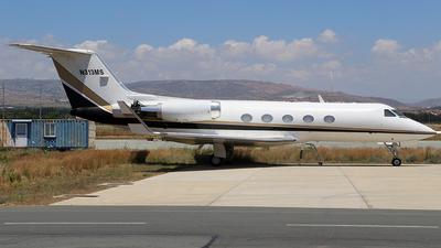 N313MS - Gulfstream G-III - Private