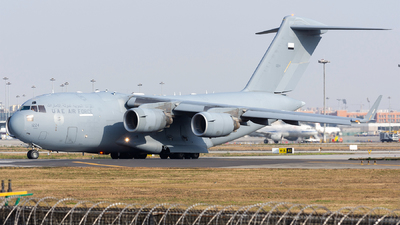 1224 - Boeing C-17A Globemaster III - United Arab Emirates - Air Force