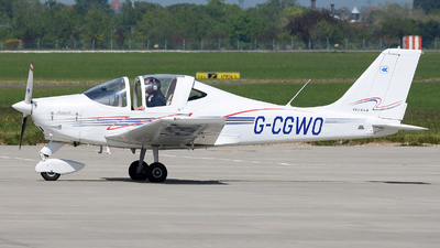G-CGWO - Tecnam P2002JF Sierra - Private