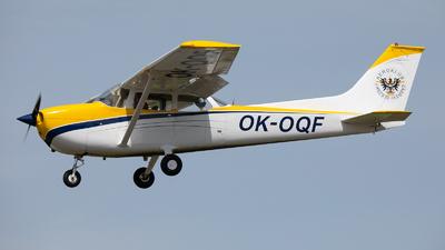 OK-OQF - Reims-Cessna F172M Skyhawk - Aero Club - Zabreh