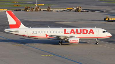 9H-LMT - Airbus A320-214 - Lauda Europe