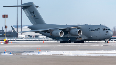 177701 - Boeing CC-177 Globemaster III - Canada - Royal Canadian Air Force (RCAF)